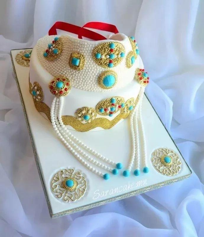 蒙古蛋糕做成这样,你还舍得吃吗? 第4张