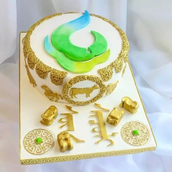 蒙古蛋糕做成这样,你还舍得吃吗? 第8张