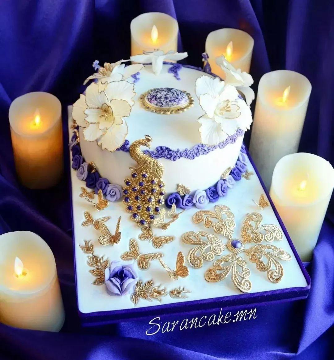 蒙古蛋糕做成这样,你还舍得吃吗? 第15张