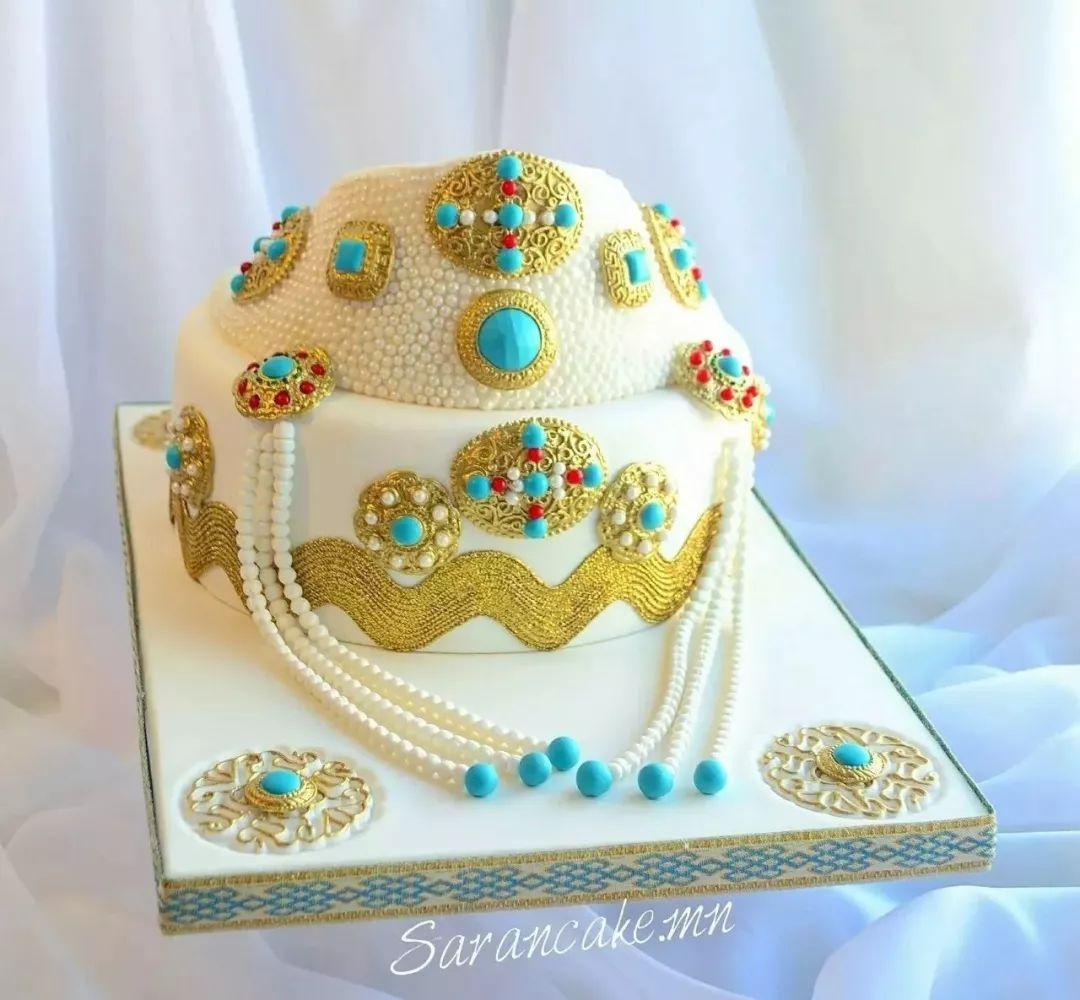 蒙古蛋糕做成这样,你还舍得吃吗? 第36张