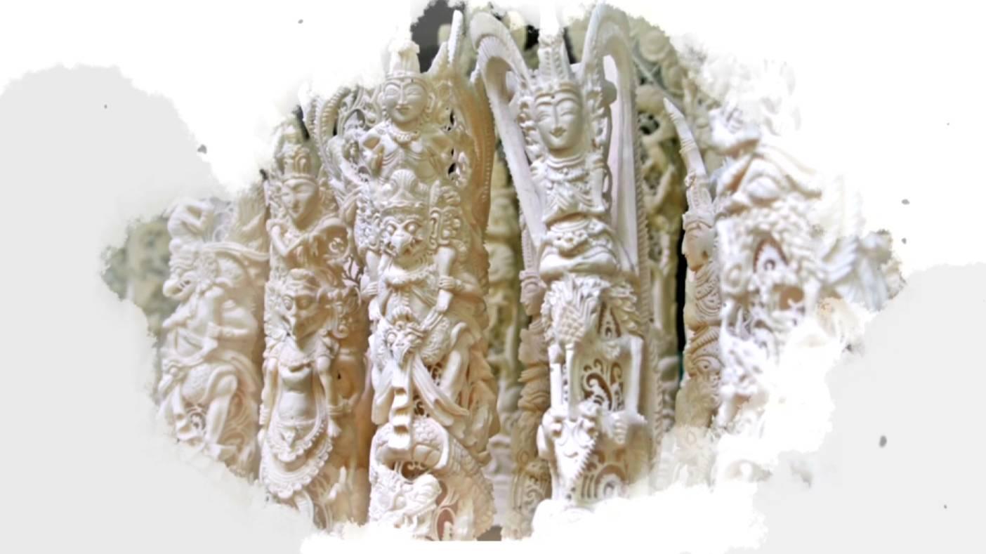 【CNTV视频】《物美蒙古》-蒙古族骨雕艺术 第5张