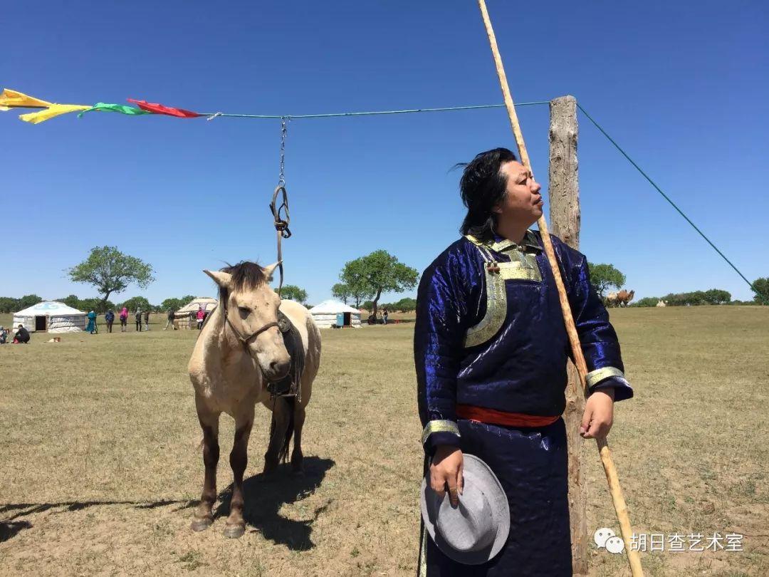 敖宝林 • 蒙古文书法作品欣赏 第1张