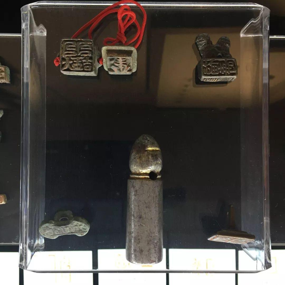 篆刻丛谈:八思巴文篆刻原石赏析 第2张