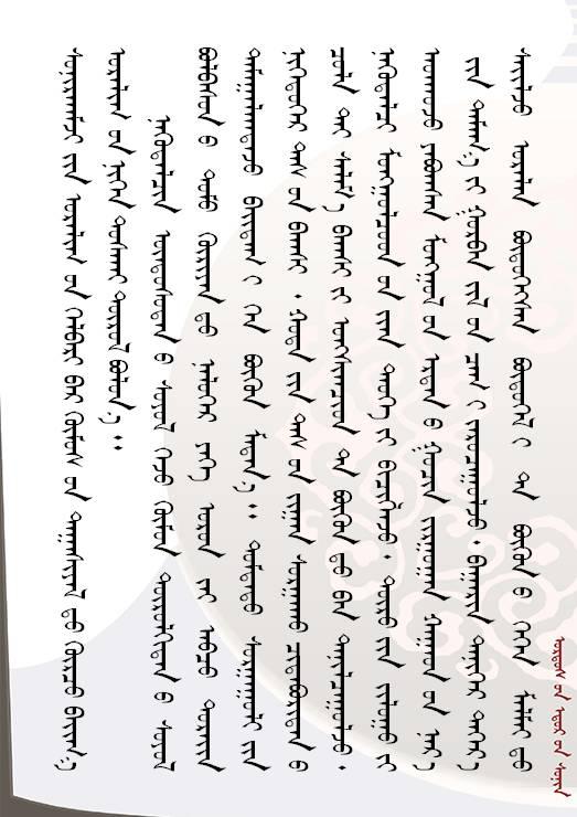 【人物】方寸艺术  青石留名 — 记斯力木老师的篆刻人生(蒙古文) 第4张