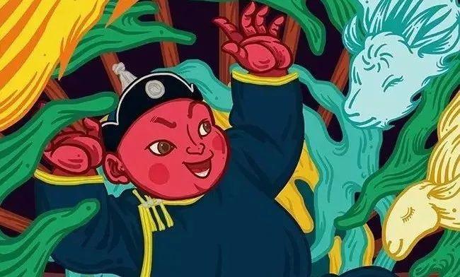 《游牧印迹》蒙古族游牧生活插画设计 第2张
