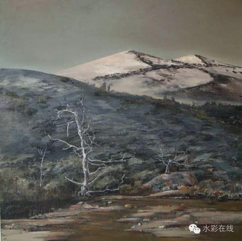【水彩•风景】张文杰作品欣赏 第4张