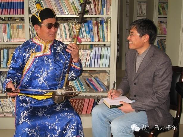 蒙古文化研究者、蒙古文学评论家宝音陶克陶教授简介 第6张