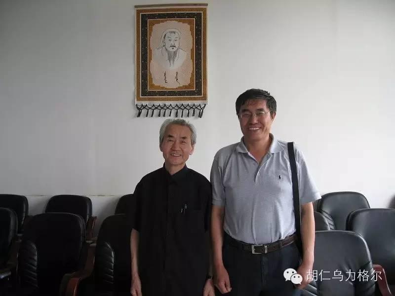 蒙古文化研究者、蒙古文学评论家宝音陶克陶教授简介 第13张