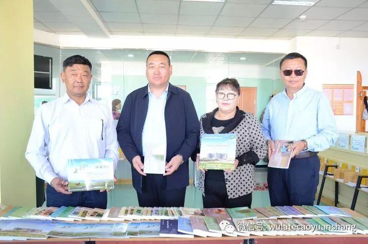 中蒙书法交流在蒙古国南戈壁省进行 第5张