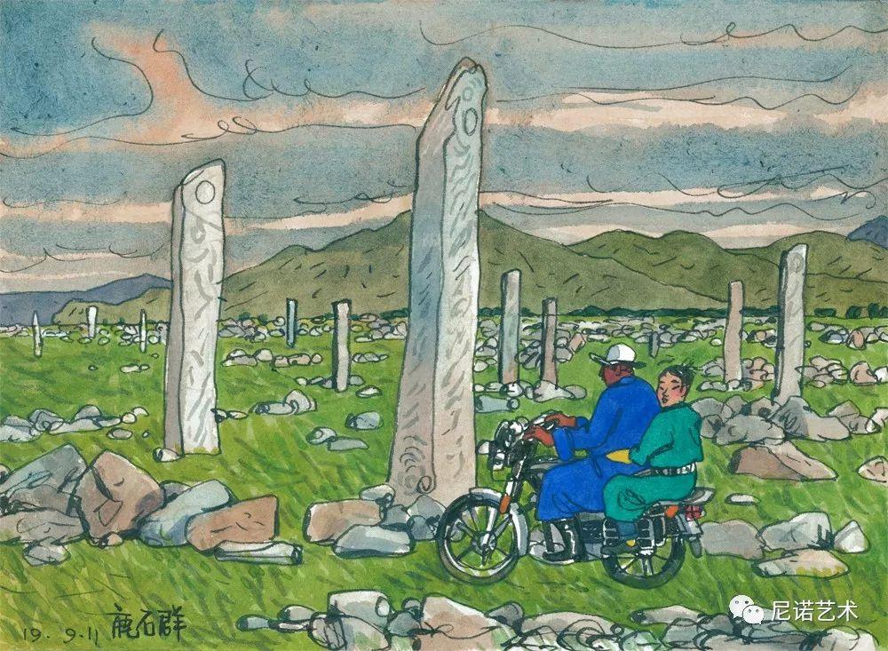 【鼠帝的蒙古国旅绘分享】精彩图片&答疑汇总来啦! 第21张
