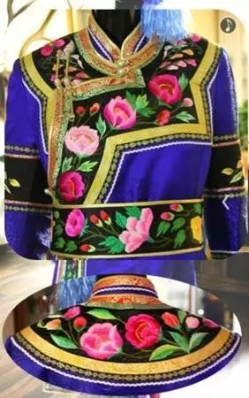 蒙古族刺绣 第1张 蒙古族刺绣 蒙古工艺