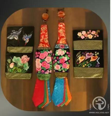 蒙古族刺绣 第5张 蒙古族刺绣 蒙古工艺