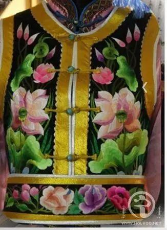 蒙古族刺绣 第10张 蒙古族刺绣 蒙古工艺