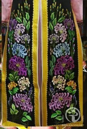 蒙古族刺绣 第11张 蒙古族刺绣 蒙古工艺