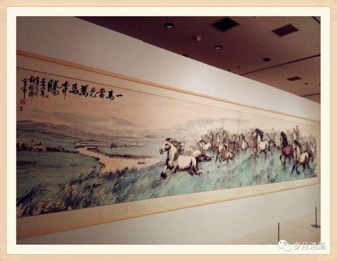 美术画廊|锦绣山河绚丽草原—官布先生画展 第9张