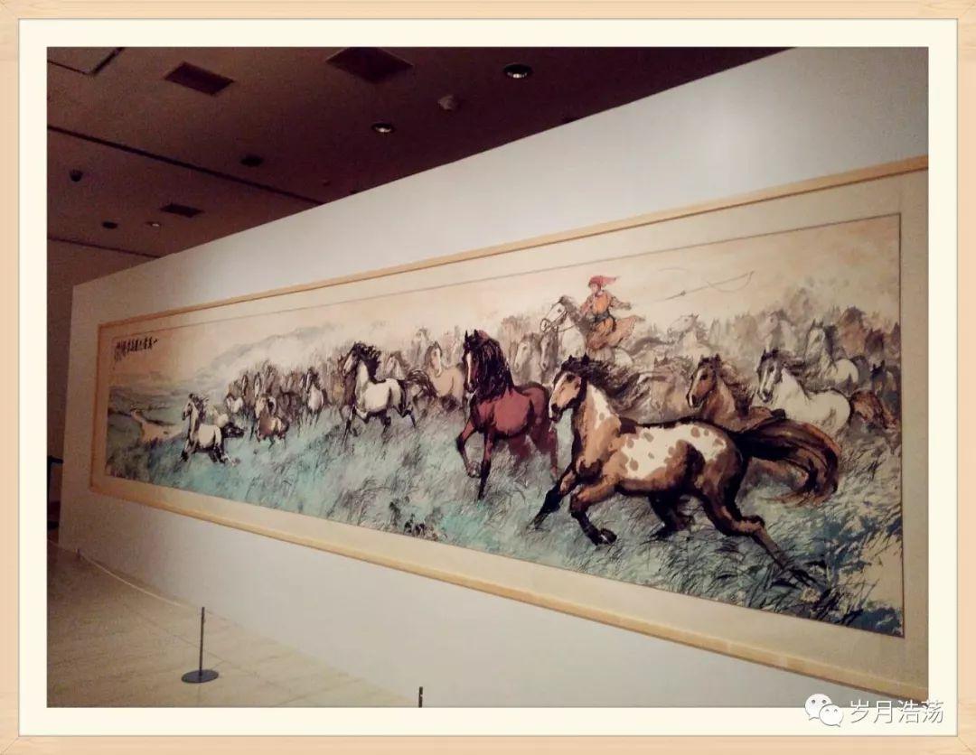 美术画廊|锦绣山河绚丽草原—官布先生画展 第10张