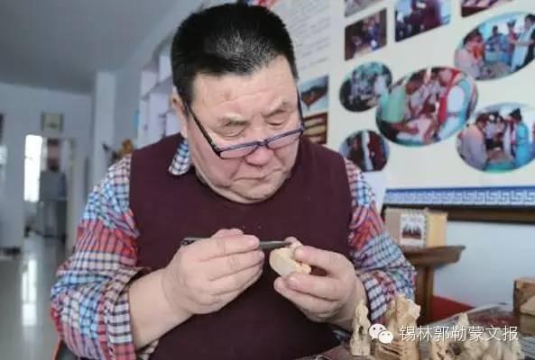 【视频】阿敖日布:将蒙古象棋推向世界的人 第1张