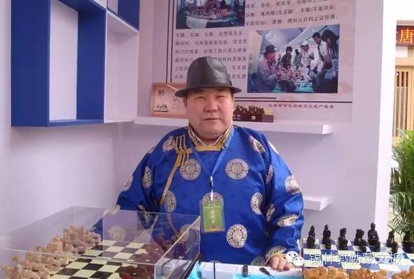 【视频】阿敖日布:将蒙古象棋推向世界的人 第5张