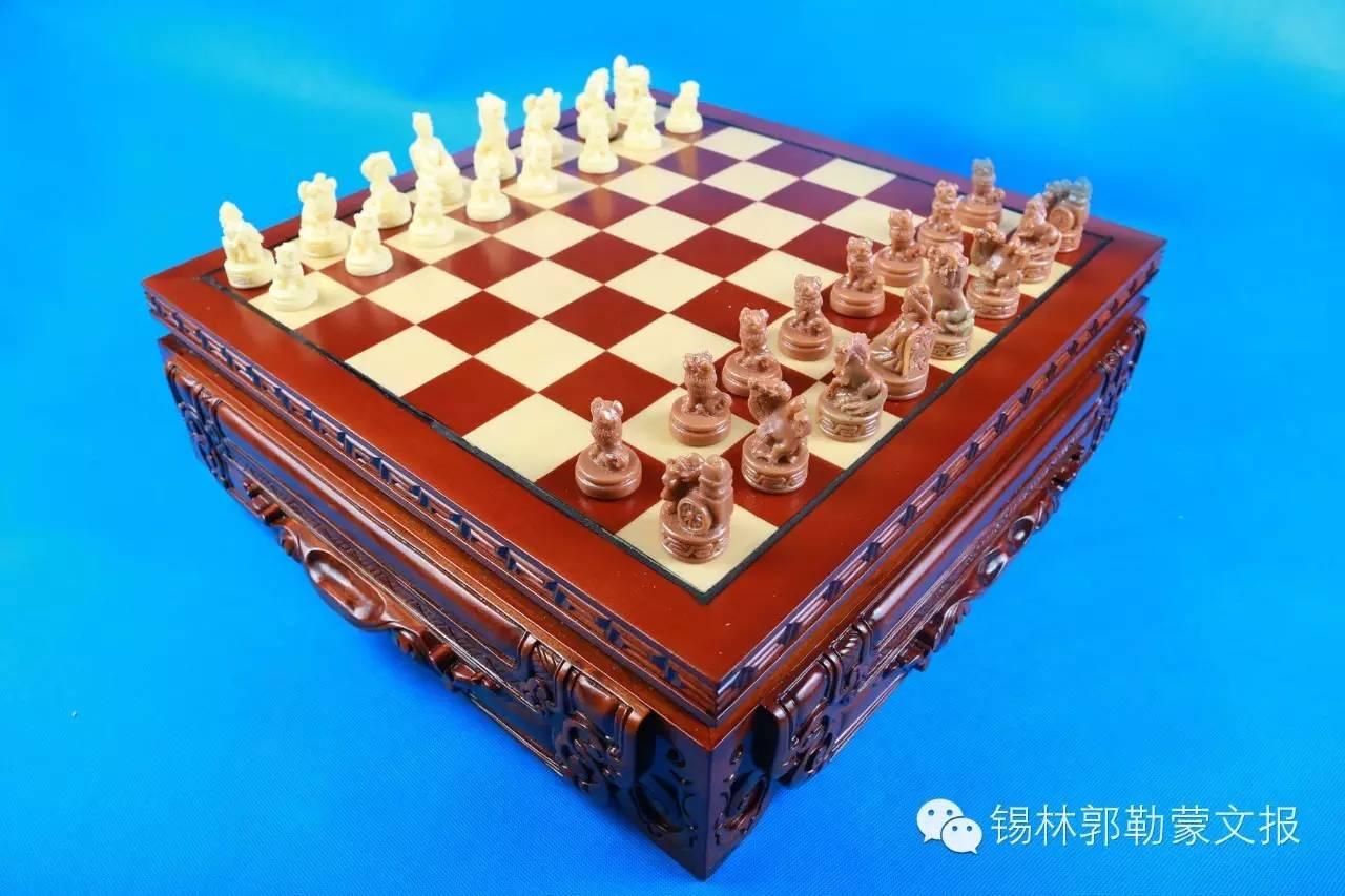 【视频】阿敖日布:将蒙古象棋推向世界的人 第15张