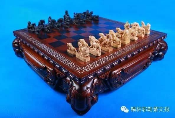 【视频】阿敖日布:将蒙古象棋推向世界的人 第21张