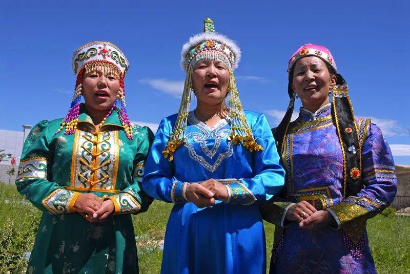 【蒙古历史】世上最全的世界各地蒙古人以及行政区域 第13张