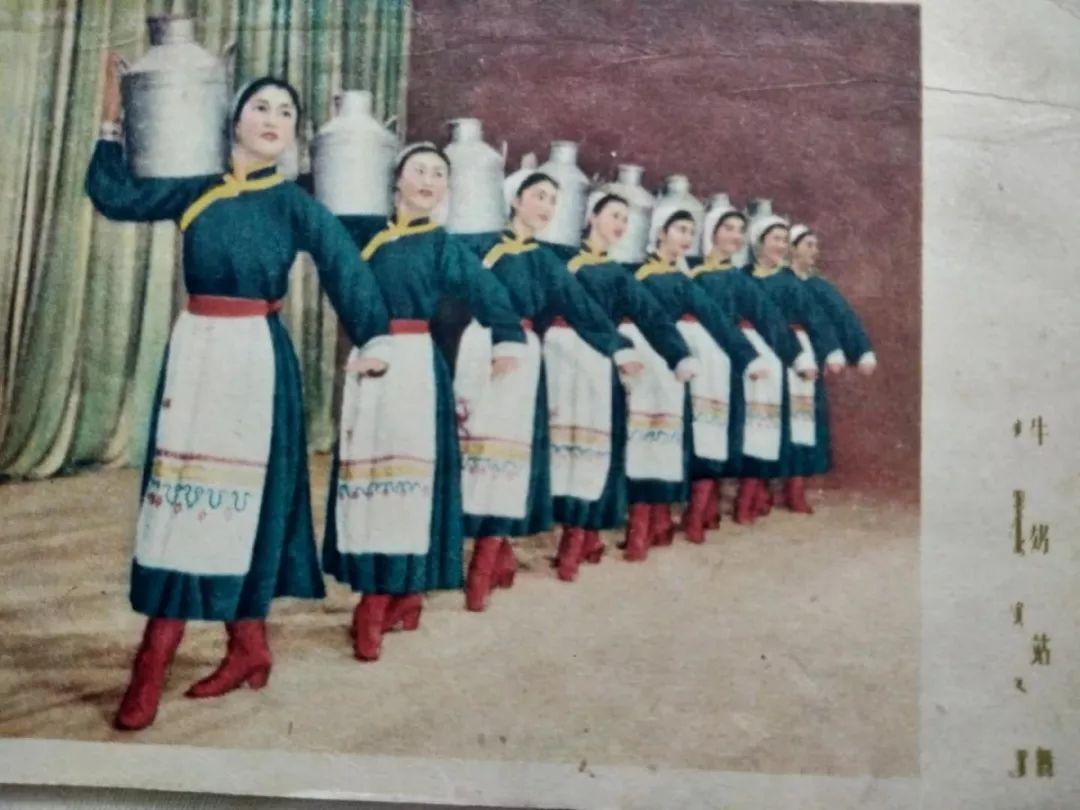 内蒙古舞蹈名家系列之——斯琴塔日哈 第8张
