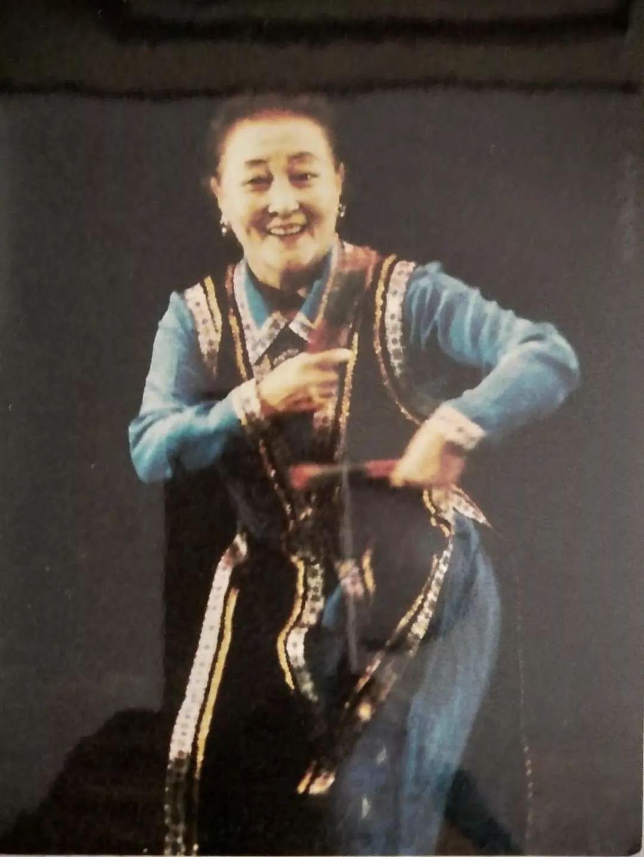 内蒙古舞蹈名家系列之——斯琴塔日哈 第10张