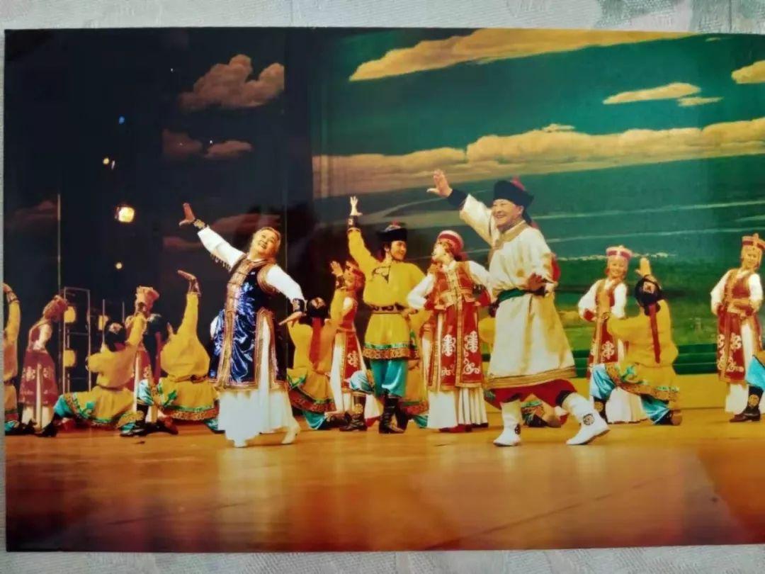 内蒙古舞蹈名家系列之——斯琴塔日哈 第11张