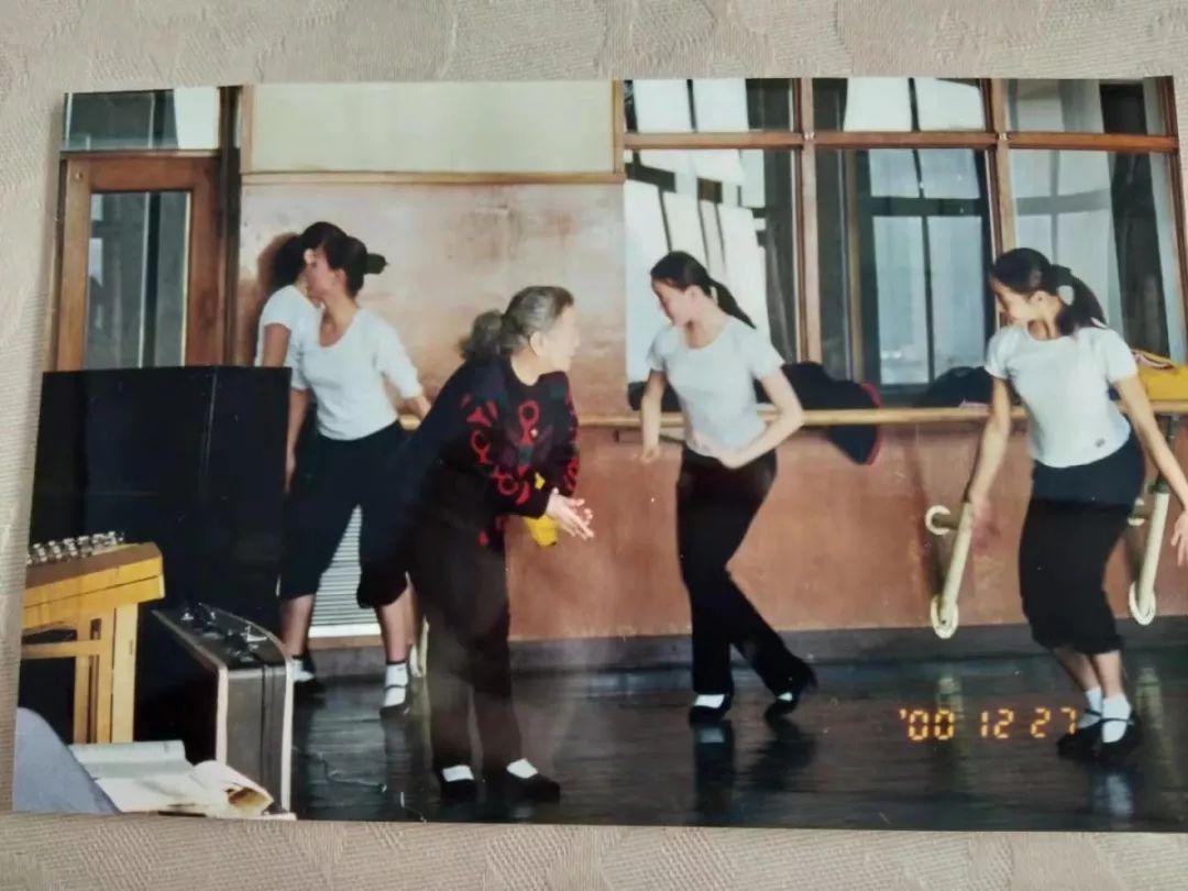 内蒙古舞蹈名家系列之——斯琴塔日哈 第16张
