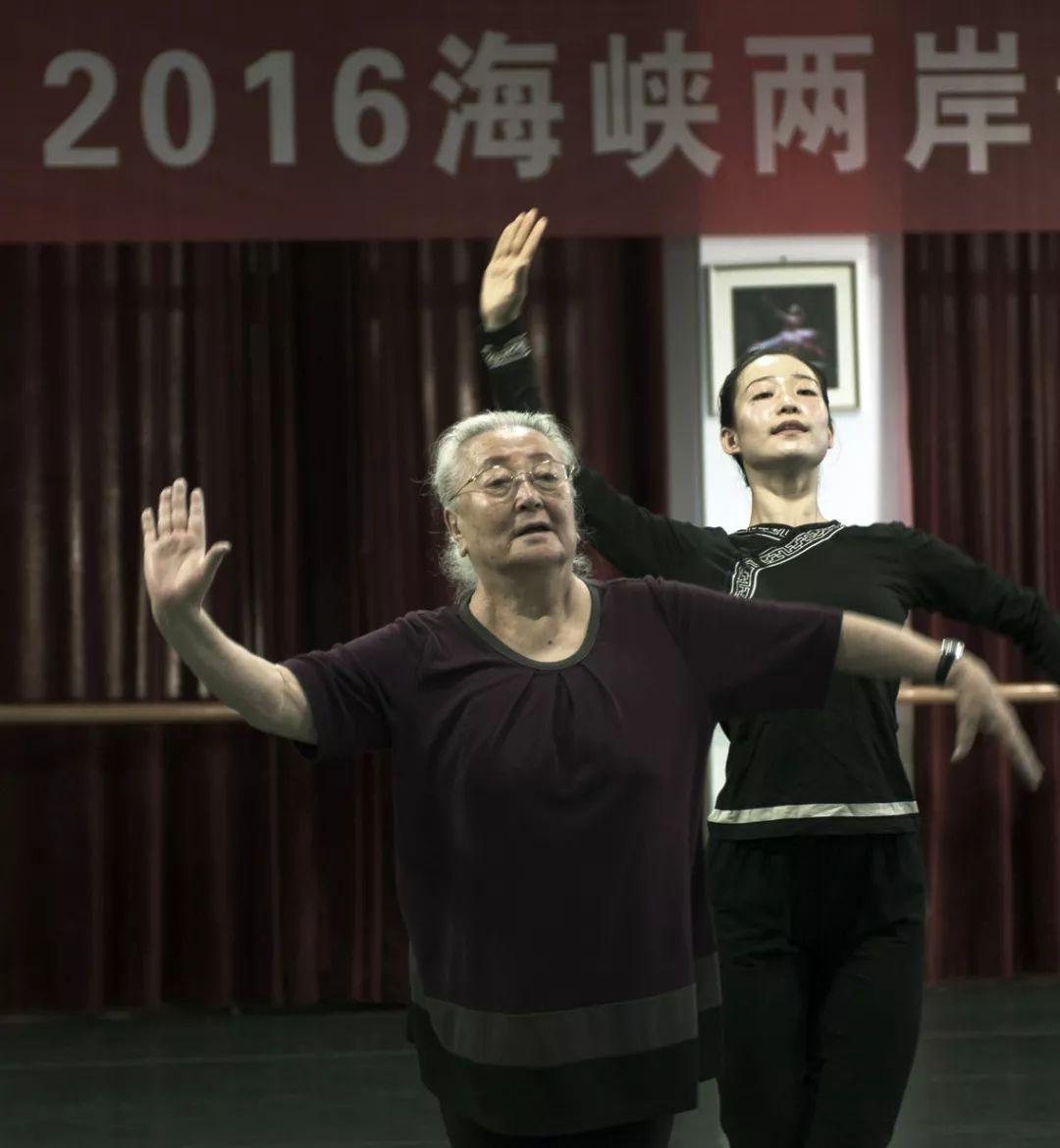 内蒙古舞蹈名家系列之——斯琴塔日哈 第17张