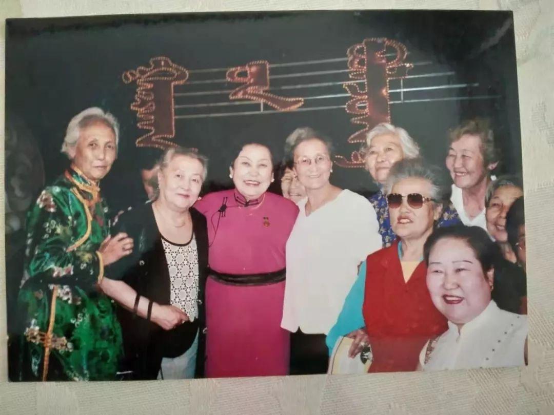 内蒙古舞蹈名家系列之——斯琴塔日哈 第26张