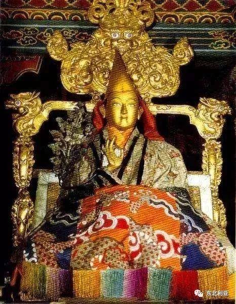 孔令伟丨从新发现的藏文文献看藏传佛教在土尔扈特东归中的历史作用 第3张 孔令伟丨从新发现的藏文文献看藏传佛教在土尔扈特东归中的历史作用 蒙古文化