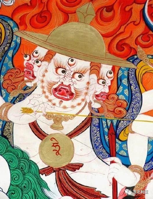 孔令伟丨从新发现的藏文文献看藏传佛教在土尔扈特东归中的历史作用 第6张 孔令伟丨从新发现的藏文文献看藏传佛教在土尔扈特东归中的历史作用 蒙古文化