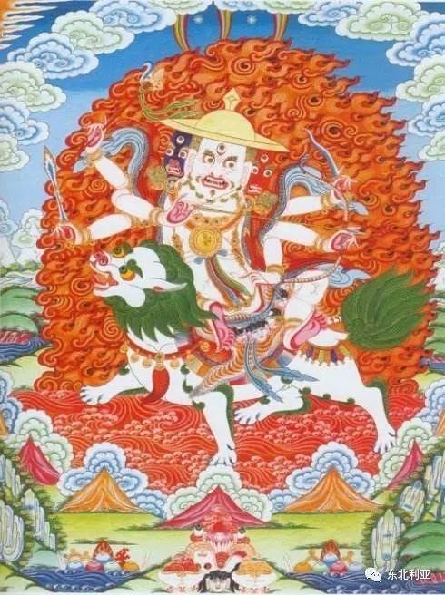 孔令伟丨从新发现的藏文文献看藏传佛教在土尔扈特东归中的历史作用 第7张 孔令伟丨从新发现的藏文文献看藏传佛教在土尔扈特东归中的历史作用 蒙古文化