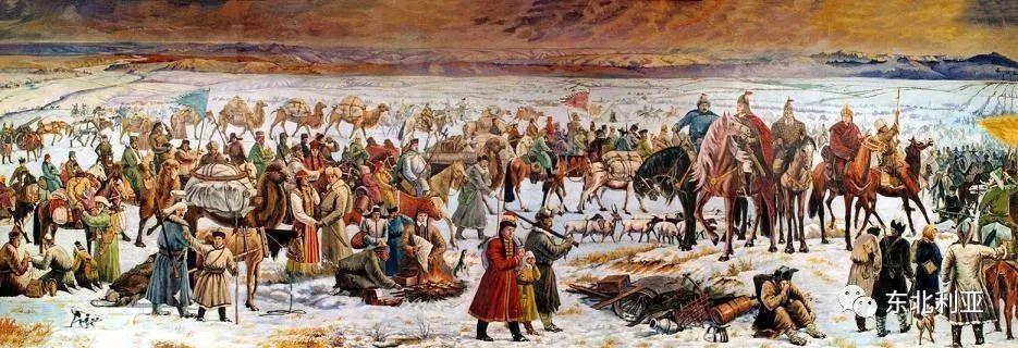 孔令伟丨从新发现的藏文文献看藏传佛教在土尔扈特东归中的历史作用 第10张 孔令伟丨从新发现的藏文文献看藏传佛教在土尔扈特东归中的历史作用 蒙古文化