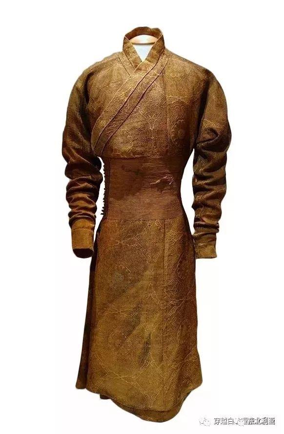 图集丨元代蒙古袍、画作及其复原品 第1张
