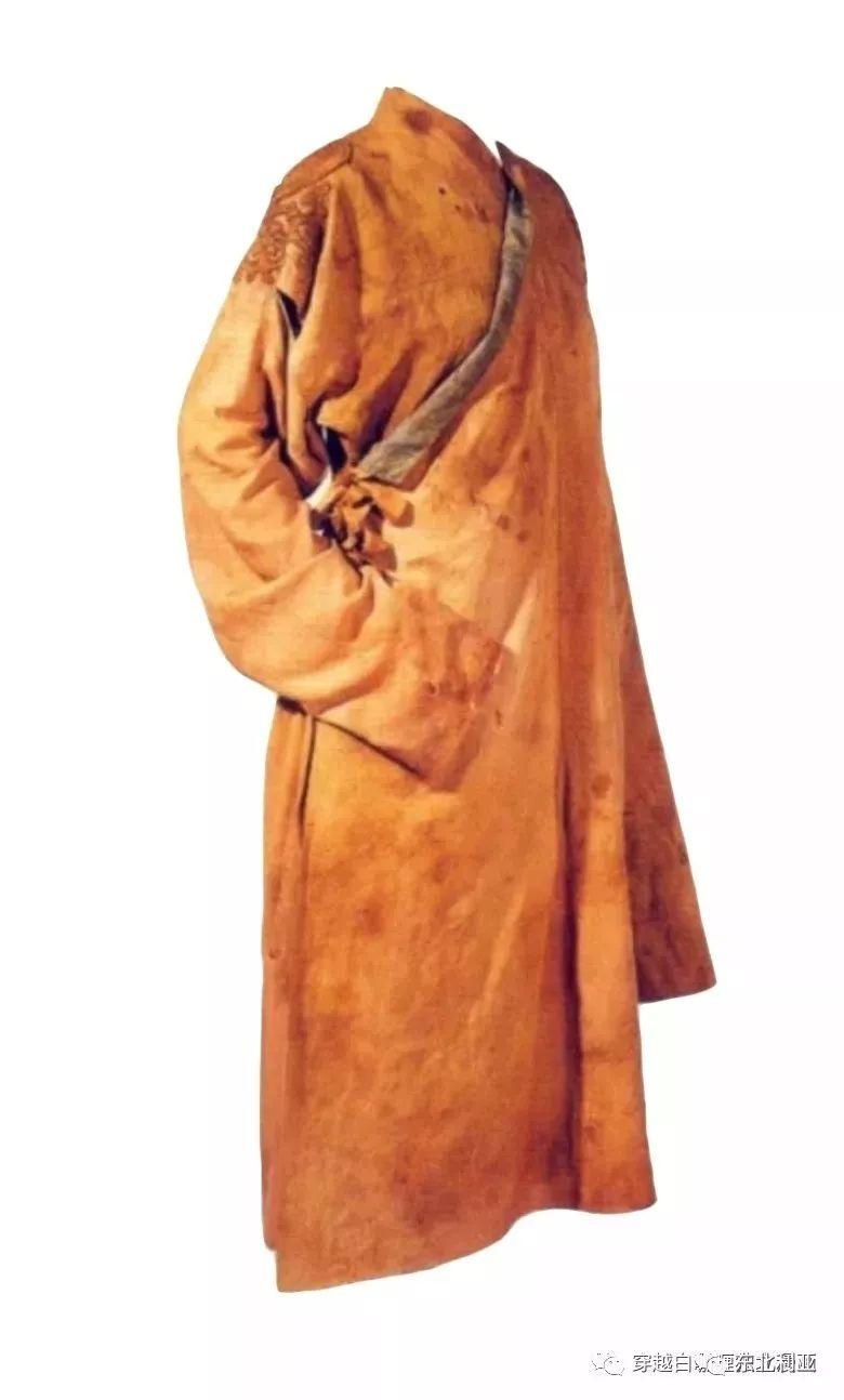 图集丨元代蒙古袍、画作及其复原品 第9张