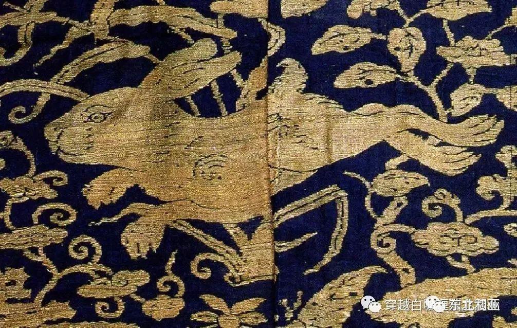 图集丨元代蒙古袍、画作及其复原品 第12张