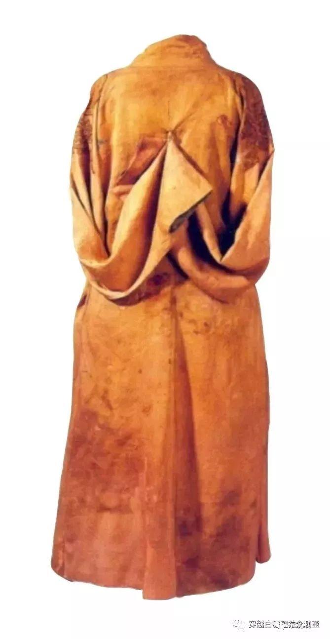 图集丨元代蒙古袍、画作及其复原品 第10张