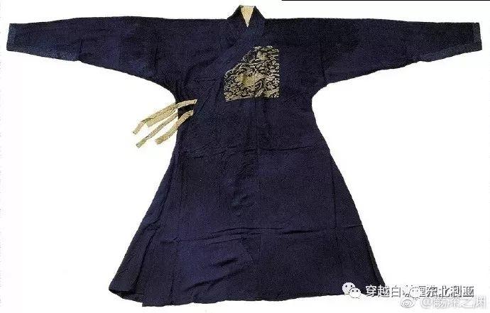 图集丨元代蒙古袍、画作及其复原品 第11张