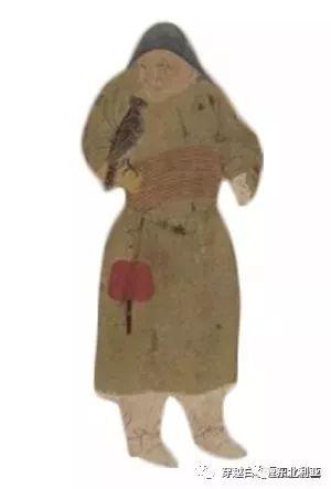 图集丨元代蒙古袍、画作及其复原品 第14张
