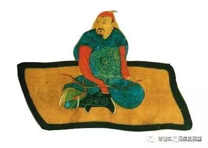 图集丨元代蒙古袍、画作及其复原品 第13张