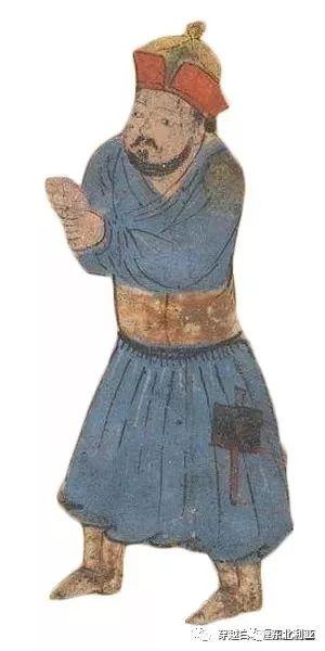 图集丨元代蒙古袍、画作及其复原品 第15张