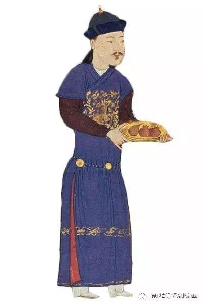 图集丨元代蒙古袍、画作及其复原品 第17张