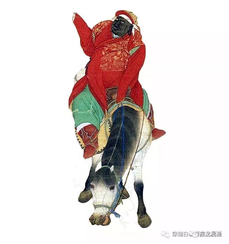 图集丨元代蒙古袍、画作及其复原品 第20张