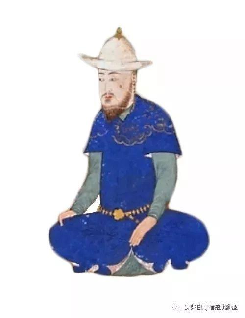 图集丨元代蒙古袍、画作及其复原品 第19张