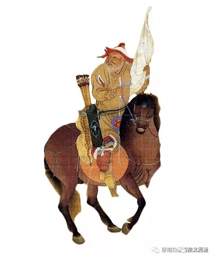 图集丨元代蒙古袍、画作及其复原品 第21张