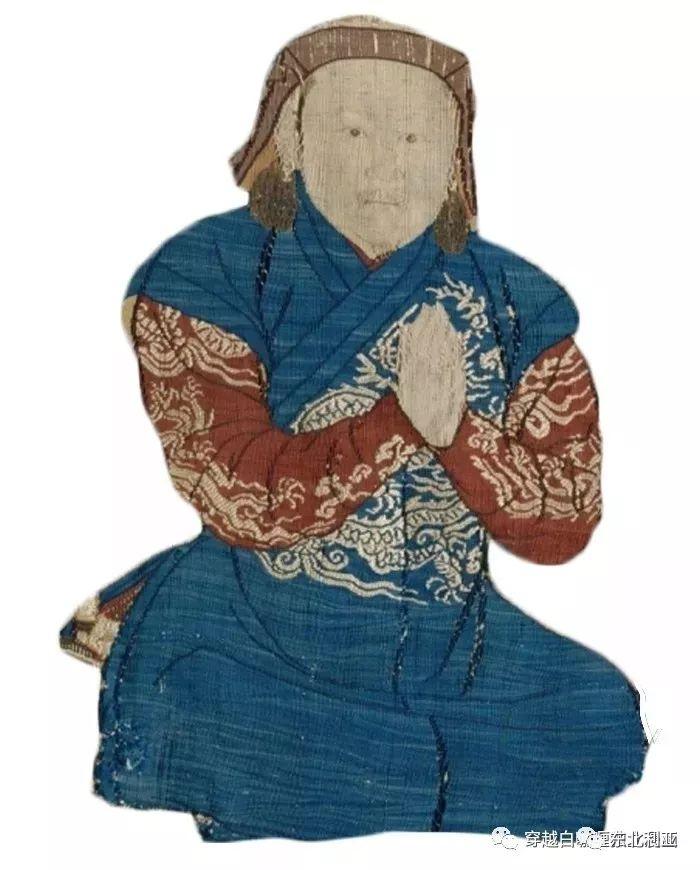 图集丨元代蒙古袍、画作及其复原品 第22张