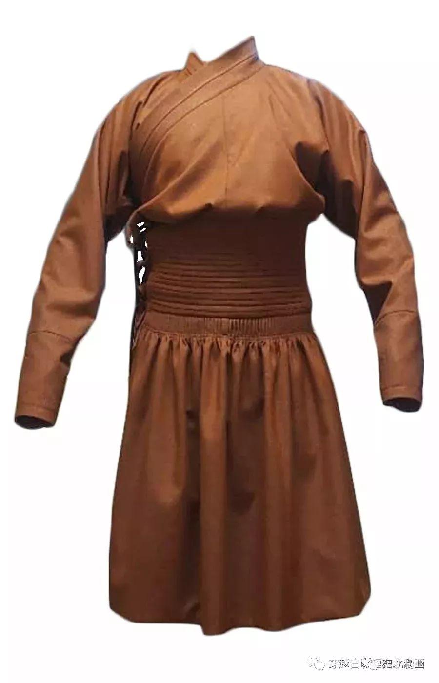 图集丨元代蒙古袍、画作及其复原品 第23张