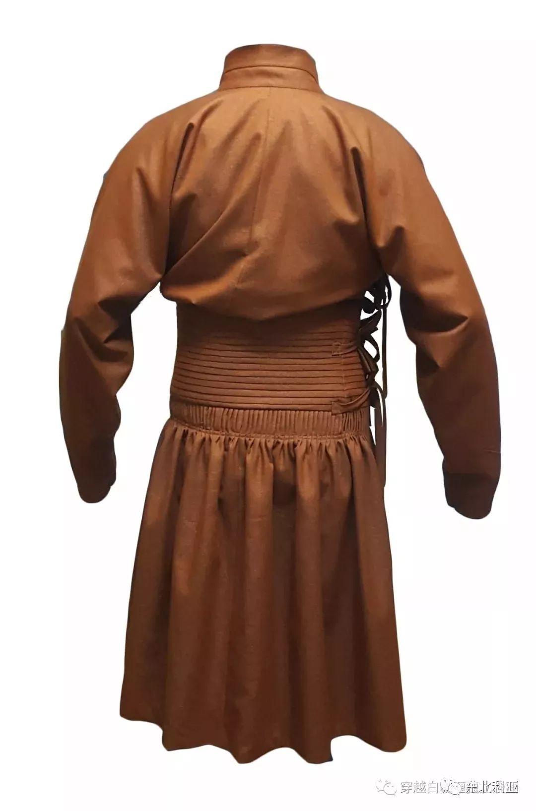 图集丨元代蒙古袍、画作及其复原品 第25张